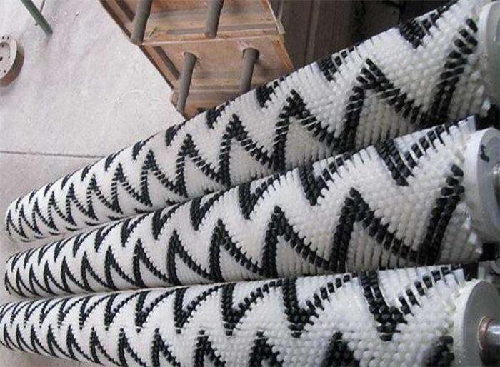 山东尼龙毛刷辊哪家好,尼龙毛刷辊哪家好,毛刷辊毛刷订购