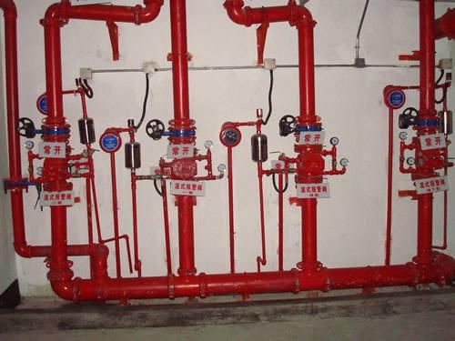 宝安区致盈线路板产业园消防设计审核,消防图纸设计