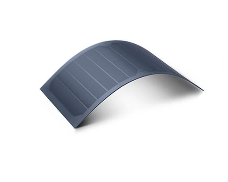 小型通信機用柔性系列太陽能板