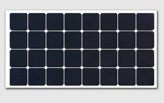 无人值守道班供电0.1-10W磨砂PET层压板多晶硅太阳能板