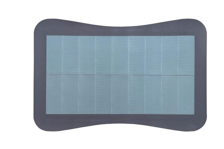 给汽车防监监控系统供电用道钉灯太阳能充电板