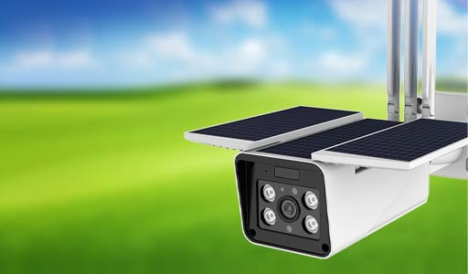 无人气象站用监控太阳能板