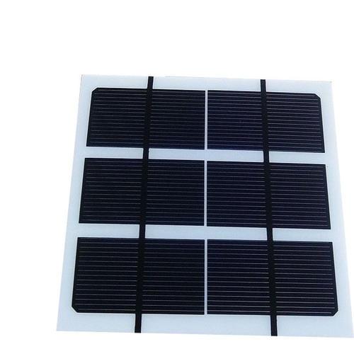 小型通信机用6.6V太阳能板