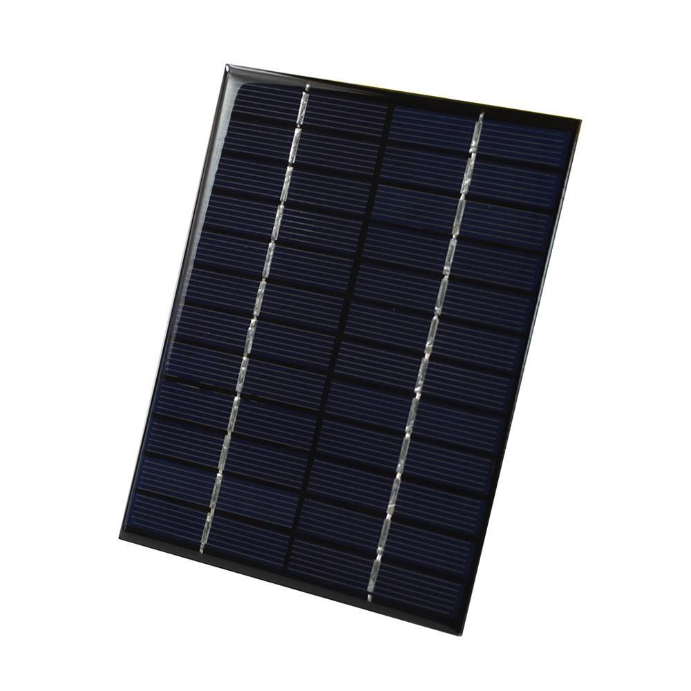 商超连锁用6W单晶硅太阳能板