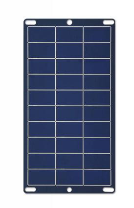 物流仓储中心用10w铝合金边框单晶硅太阳能板CE认证
