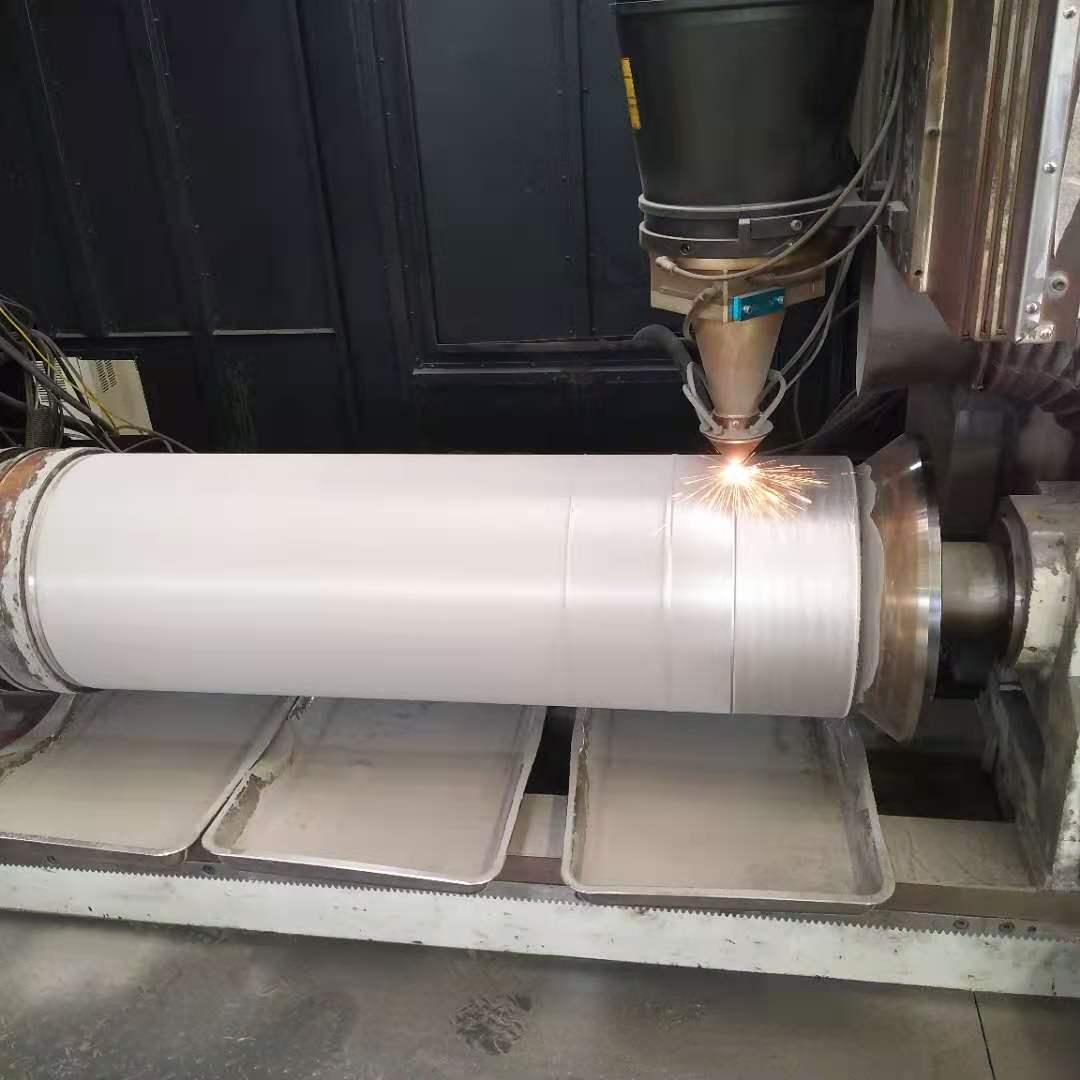 油缸熔覆 千斤顶修复 激光熔覆 支持定制